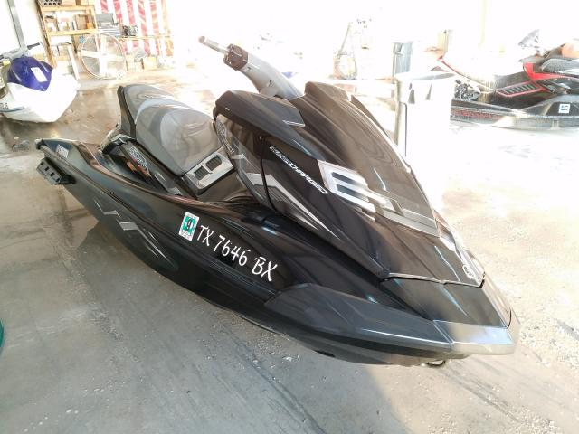 Salvage 2013 Yamaha FXSHO for sale