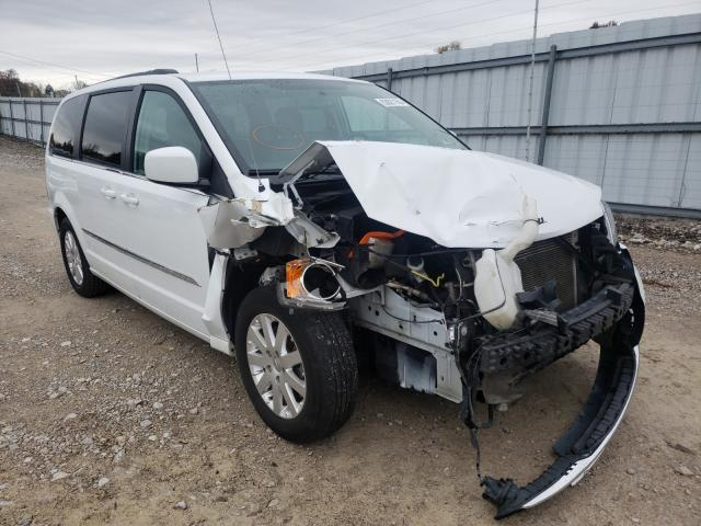 Chrysler Town & Country salvage cars for sale: 2016 Chrysler Town & Country