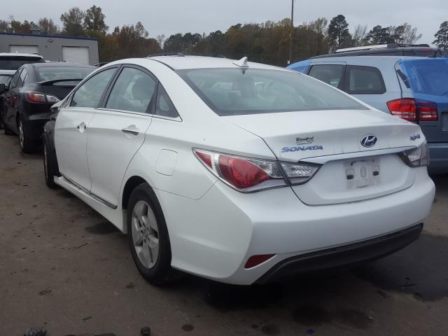 2011 Hyundai SONATA | Vin: KMHEC4A46BA017674