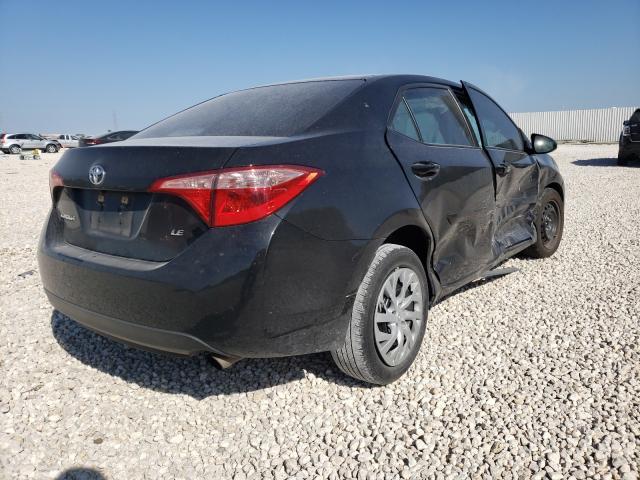 цена в сша 2017 Toyota Corolla L 1.8L 5YFBURHE7HP722763