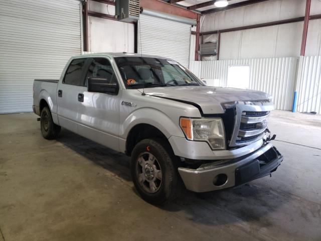 Salvage cars for sale from Copart Lufkin, TX: 2014 Ford F150 Super
