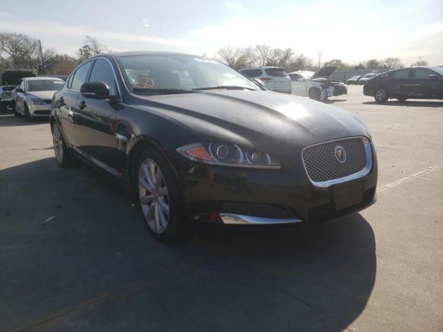 Salvage cars for sale from Copart Wilmer, TX: 2014 Jaguar XF