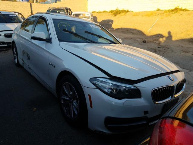 Salvage cars for sale from Copart Colton, CA: 2014 BMW 528 I
