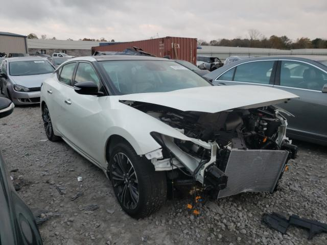 Salvage cars for sale from Copart Hueytown, AL: 2020 Nissan Maxima SL