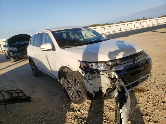 Salvage cars for sale from Copart Temple, TX: 2019 Mitsubishi Outlander