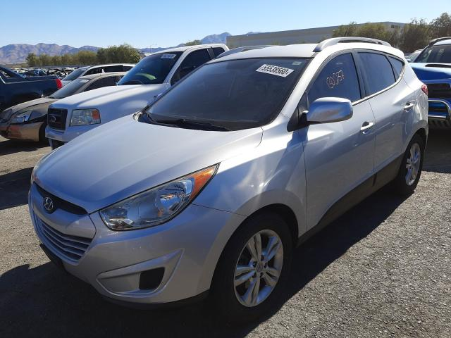 из сша 2011 Hyundai Tucson Gls 2.4L KM8JUCAC0BU207661