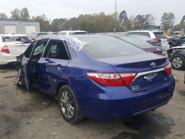 2016 TOYOTA CAMRY LE 4T1BF1FK3GU573964