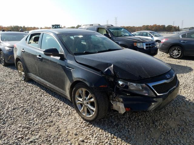 KIA salvage cars for sale: 2012 KIA Optima EX