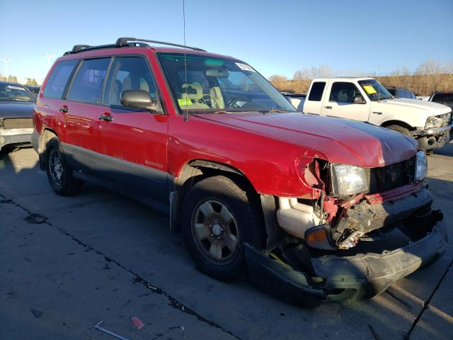 Salvage cars for sale from Copart Littleton, CO: 1999 Subaru Forester L