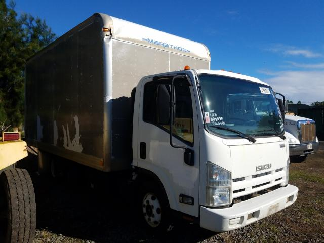 Salvage cars for sale from Copart Kapolei, HI: 2013 Isuzu NPR