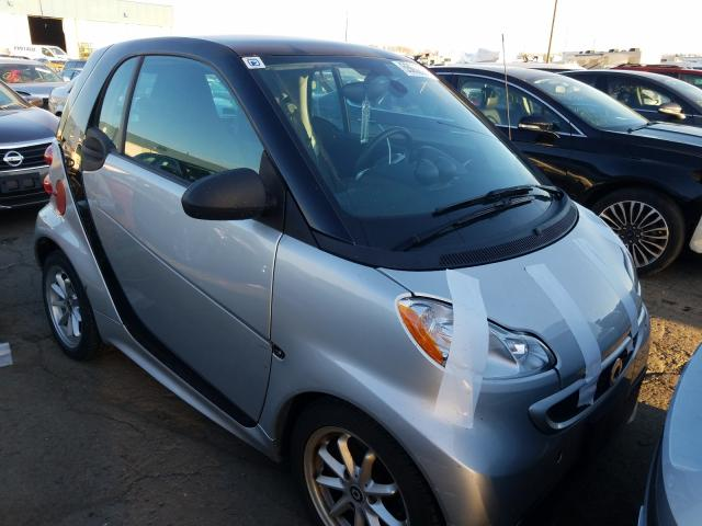 Salvage cars for sale from Copart Woodhaven, MI: 2014 Smart Fortwo