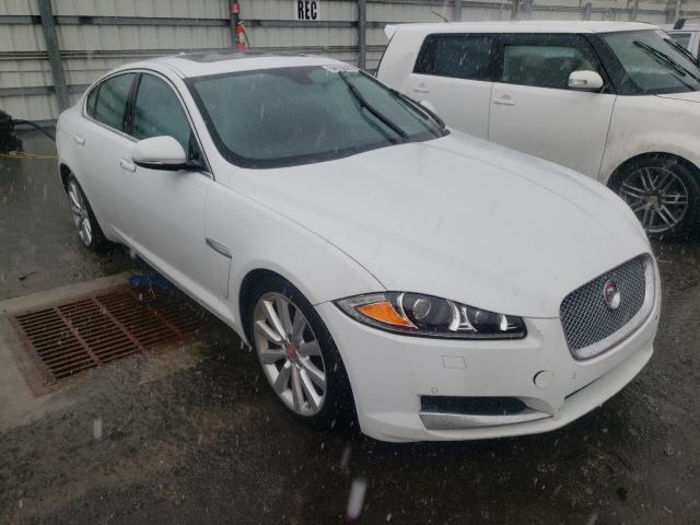 Jaguar Vehiculos salvage en venta: 2014 Jaguar XF