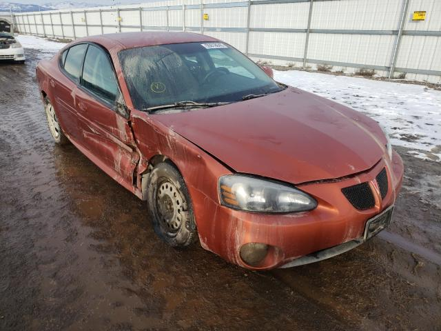 Salvage cars for sale from Copart Helena, MT: 2004 Pontiac Grand Prix