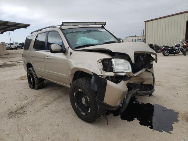 Salvage cars for sale from Copart Temple, TX: 2001 Toyota Sequoia SR