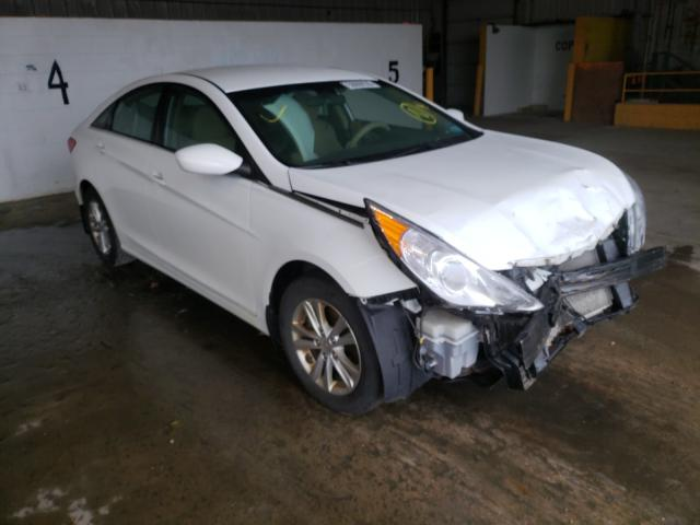 Salvage cars for sale from Copart Candia, NH: 2011 Hyundai Sonata GLS