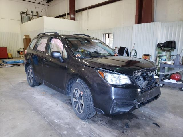 Salvage cars for sale from Copart Lufkin, TX: 2017 Subaru Forester 2