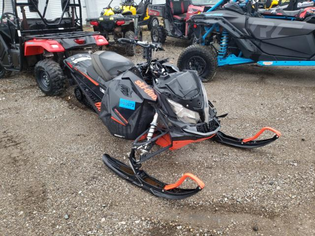 Salvage cars for sale from Copart Davison, MI: 2016 Skidoo 800R
