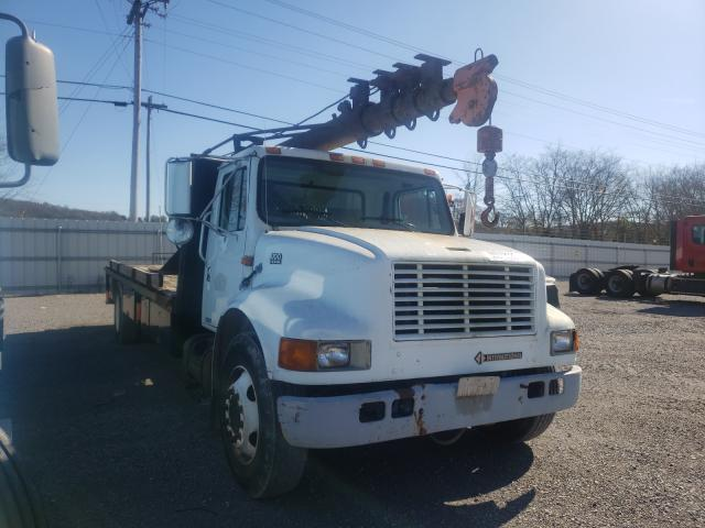 Salvage cars for sale from Copart Lebanon, TN: 2000 International 4000 4700