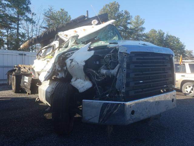 Freightliner 114SD salvage cars for sale: 2019 Freightliner 114SD