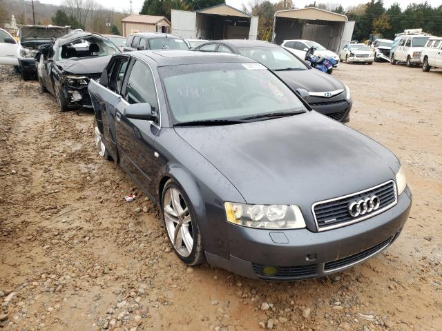 Audi A4 salvage cars for sale: 2004 Audi A4