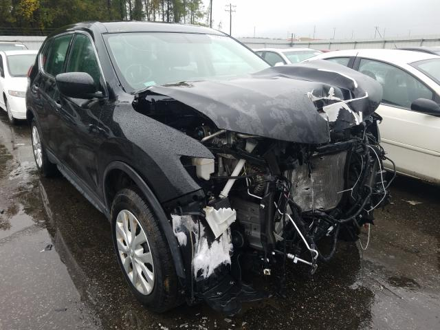 Salvage cars for sale from Copart Dunn, NC: 2018 Nissan Rogue S