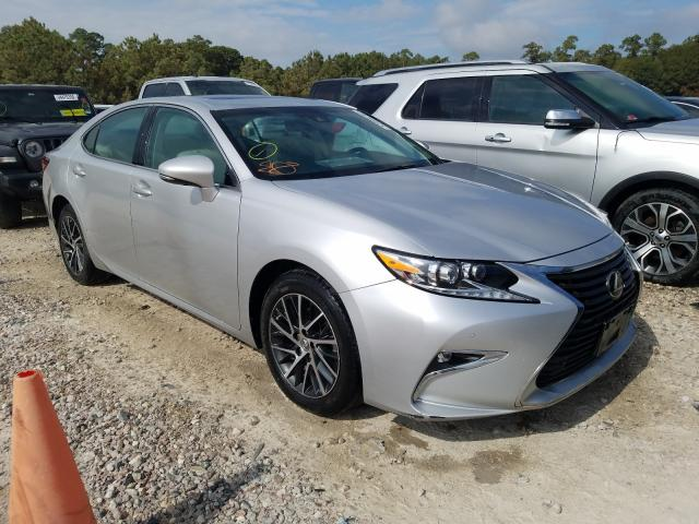 Lexus ES 350 salvage cars for sale: 2016 Lexus ES 350
