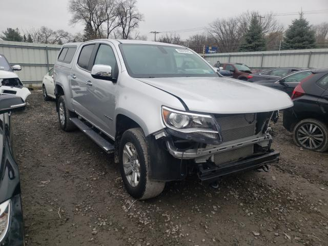 Salvage cars for sale from Copart Albany, NY: 2016 Chevrolet Colorado L