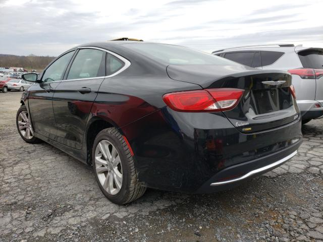купить 2015 Chrysler 200 Limite 2.4L 1C3CCCAB3FN580317