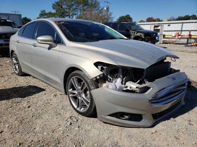 2015 Ford Fusion Titanium for sale in Florence, MS