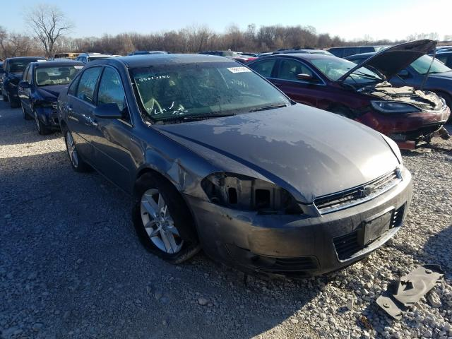 Salvage cars for sale from Copart Des Moines, IA: 2008 Chevrolet Impala LTZ