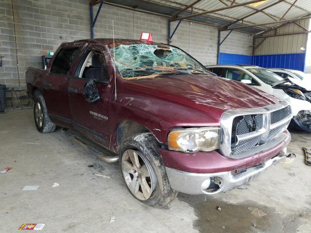 Salvage cars for sale from Copart Cartersville, GA: 2003 Dodge RAM 1500 S