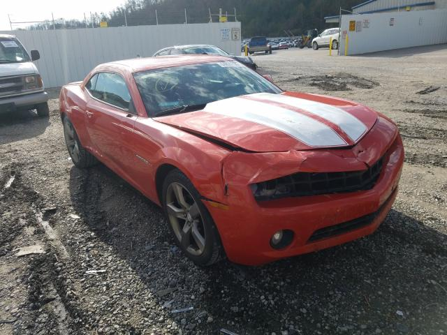 Salvage cars for sale from Copart Hurricane, WV: 2010 Chevrolet Camaro LT