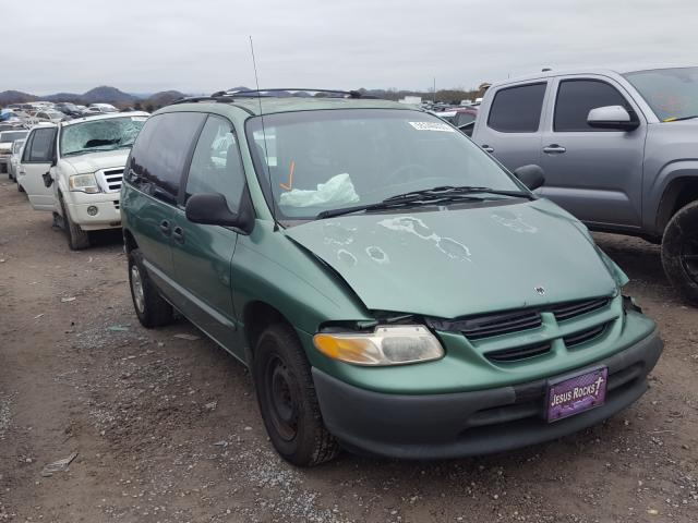 Dodge Caravan salvage cars for sale: 1998 Dodge Caravan