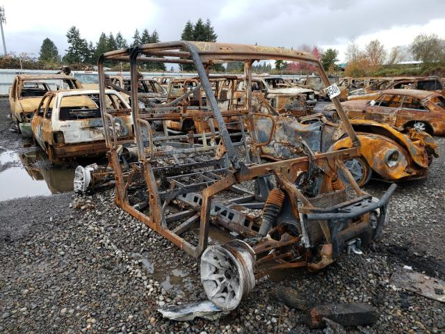 Salvage cars for sale from Copart Woodburn, OR: 2019 Can-Am Defender M