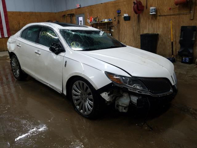 Lincoln MKS salvage cars for sale: 2015 Lincoln MKS