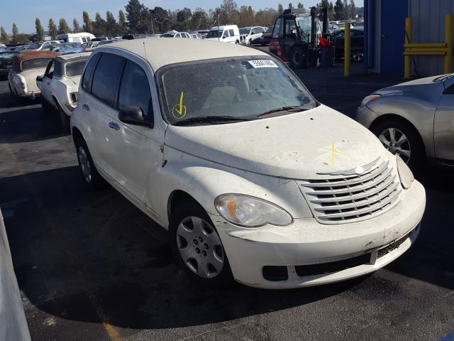 Salvage cars for sale from Copart Vallejo, CA: 2007 Chrysler PT Cruiser