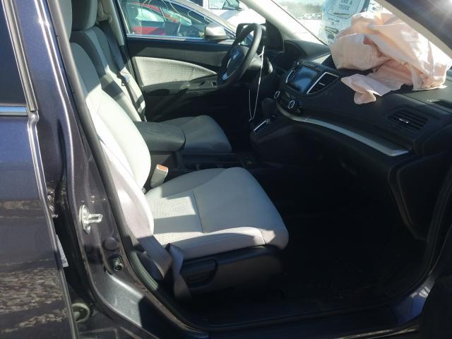 пригнать из сша 2016 Honda Cr-V Ex 2.4L 5J6RM4H59GL088827