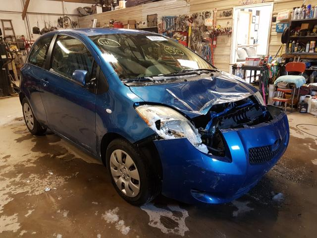 Toyota Yaris salvage cars for sale: 2008 Toyota Yaris