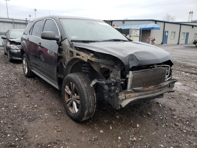 Chevrolet Equinox LS salvage cars for sale: 2012 Chevrolet Equinox LS