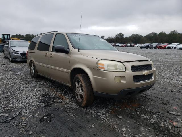 Chevrolet Uplander salvage cars for sale: 2006 Chevrolet Uplander