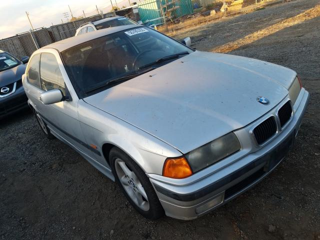 BMW 3 Series salvage cars for sale: 1999 BMW 3 Series
