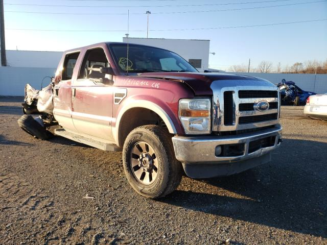 2008 Ford F350 SRW S en venta en Hammond, IN