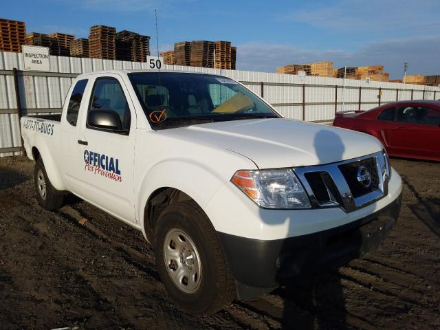 Salvage trucks for sale at Fresno, CA auction: 2016 Nissan Frontier S