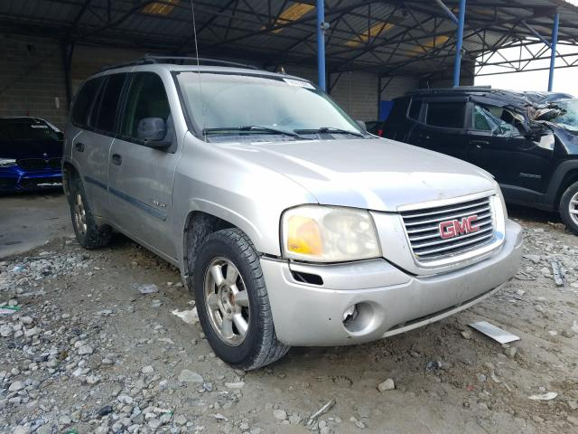 GMC salvage cars for sale: 2006 GMC Envoy