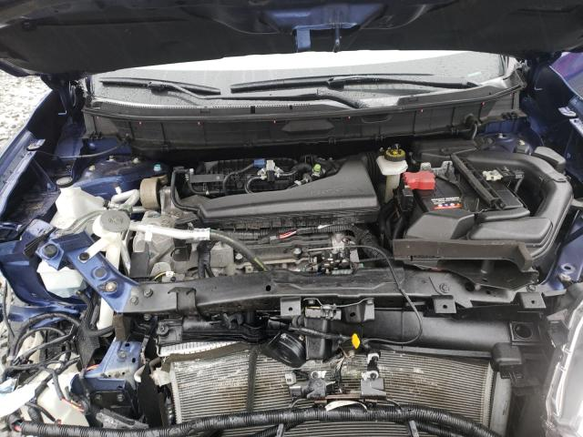 KNMAT2MV0JP596734 2018 Nissan Rogue S 2.5L