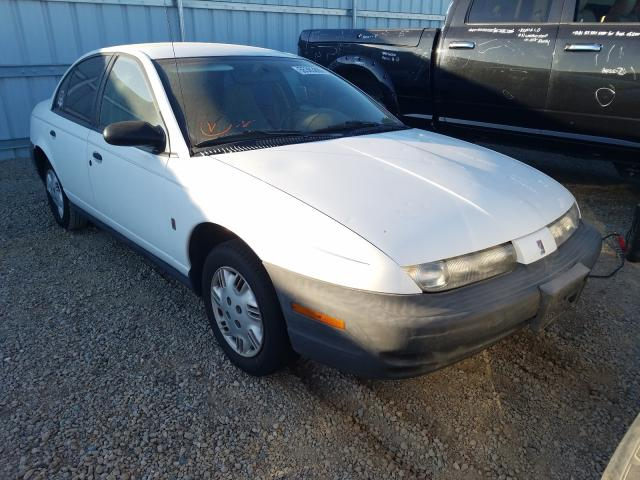 Salvage cars for sale from Copart Anderson, CA: 1998 Saturn SL1