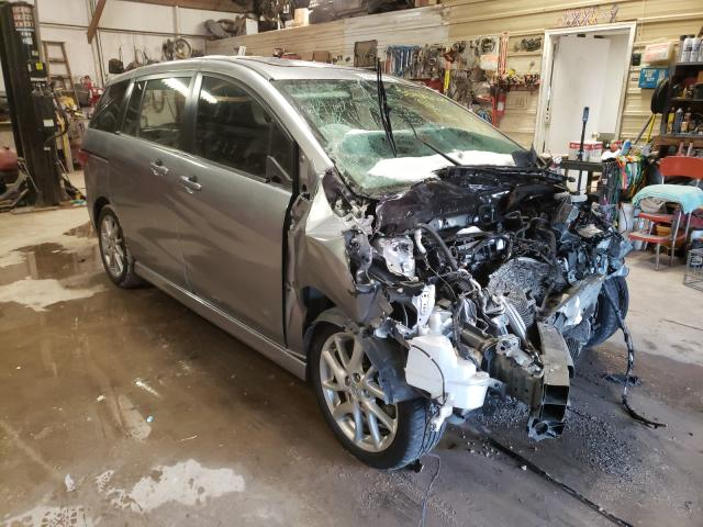 Salvage cars for sale from Copart Billings, MT: 2012 Mazda 5