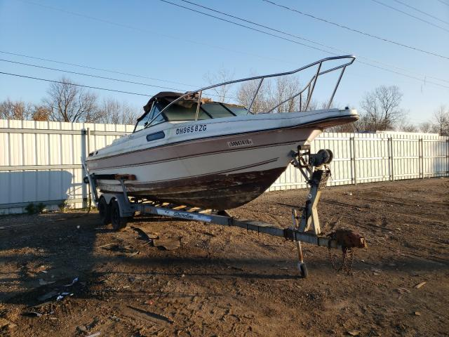 Salvage cars for sale from Copart Columbia Station, OH: 1988 Marada Marine Trailer