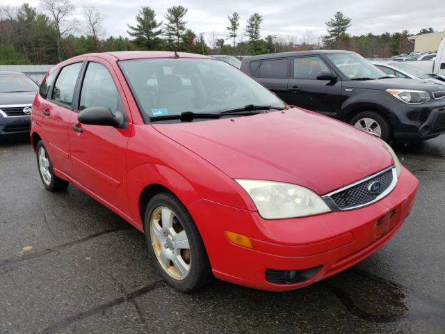 Salvage cars for sale from Copart Exeter, RI: 2006 Ford Focus ZX5