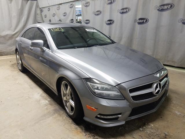 Salvage cars for sale from Copart Tifton, GA: 2012 Mercedes-Benz CLS 550